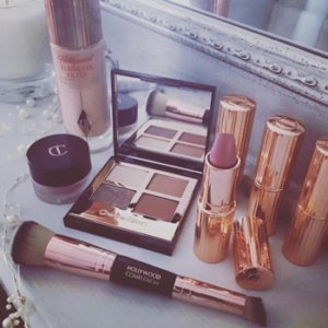 Selection of makeup